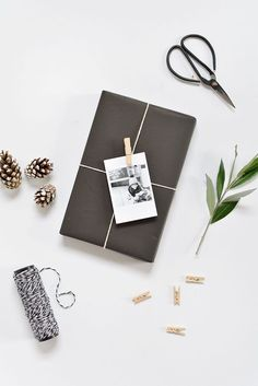 personalised gift wrap ideas for christmas