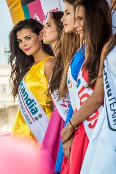 Tour de Pologne Podium Girls