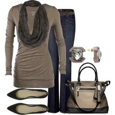 """sophisticated casual"" by lagu on Polyvore"