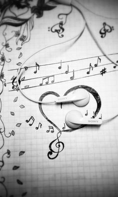 Listen to your he(ART) #doodle
