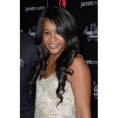 Bobbi Kristina Brown At Arrivals For The Houstons On Our Own Premiere Party Canvas Art - (16 x 20)