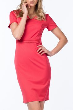 Guita - Lucy Dress in Coral