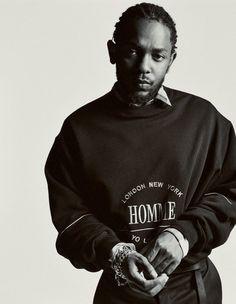 Kendrick Lamar by Gregory Harris.