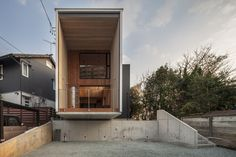 Casa Fly Out / Tatsuyuki Takagi Architects Associates