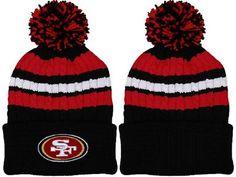 2017 Winter NFL Fashion Beanie Sports Fans Knit hat Oakland Raiders Beanie 86bdb4bb6