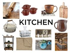 (Contains ads/affiliate links) Serve It Up; Dream Kitchen by gothicvamperstein featuring a stoneware pitcher Pastry rolling pi. Interior Decorating, Interior Design, Crate And Barrel, Crates, Place Card Holders, Mugs, Luxury, Lifestyle Blog, Kitchen