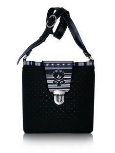 Prošívaná kabelka GODDESS - vyšívaná klapka, nastavitelný kožený popruh 22-263937 Van Wrap, Sign Company, Custom Vans, Hermes Kelly, Cleveland, Diaper Bag, Wraps, Folk, Shoulder Bag