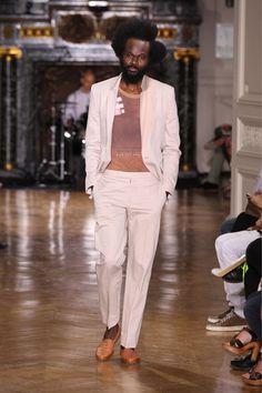 Maison Martin Margiela Men Spring/Summer 2013 | Paris Men's Fashion