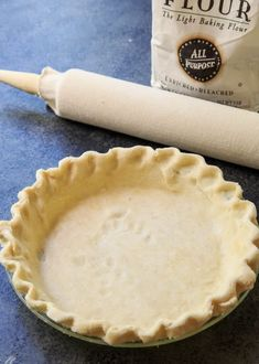 Ruth's Grandma's Pie Crust!! - Happy Cooking