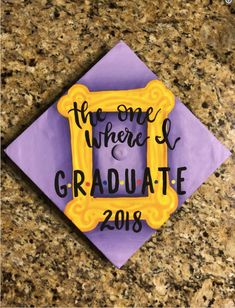 Graduation cap ideas from the Class of 2018 Graduation season is here and, typically, it's a lot of fun for grads and alum alike. But the best part of graduation season is seeing the creative ways people decorate their caps. Disney Graduation Cap, Funny Graduation Caps, Custom Graduation Caps, Graduation Cap Toppers, Graduation Cap Designs, Graduation Cap Decoration, Graduation Diy, Decorated Graduation Caps, Funny Grad Cap Ideas