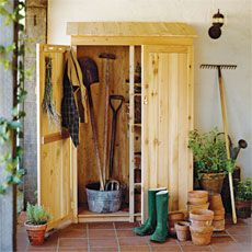 This Old House Garden Tool Shed