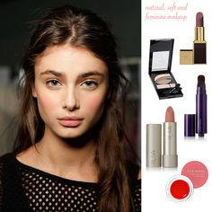 Neutral Soft and Feminine Makeup
