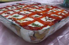 ETİMEKLİ PATLICAN SALATASI Appetizer Salads, Appetizers, Turkish Recipes, Ethnic Recipes, World Recipes, I Foods, Food Art, Salad Recipes, Tapas