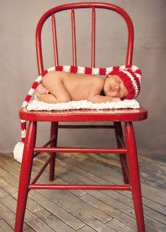Christmas Elf Hat Crochet Pattern by SunsetCrochet on Etsy