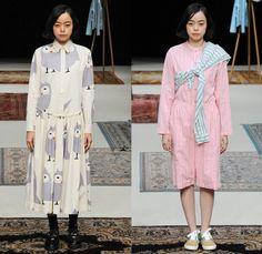Né-net 2014 Spring Summer Womens Runway Collection - Mercedes-Benz Fashion Week Tokyo Japan Kazuaki Takashima - Happy Camper Outdoors Geek C...