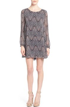 Just bought this adorable dress by ASTR via Nordstrom.