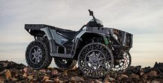 Polaris : Sportsman WV850 H.O With Airless Tires | Sumally (サマリー)
