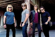 """Bon Jovi brings their """"Because We Can"""" tour to the Air Canada Centre on February 17th and 18th!"""