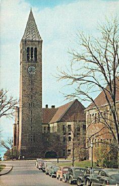 Uris Library, Cornell University