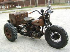 Cool wagon