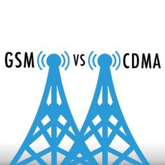CDMA vs. GSM: What's the Difference?  If you're shopping for a mobile phone, you're in for a lot of acronyms. Here's what you need to know about two basic, yet important, terms.