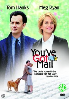 You've Got Mail. How dare there be such a perfect movie! The actors, story, wardrobe, music, characters, scenes. . . .