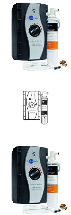Hot Cold Water Dispensers 121848: In Sink Erator H Classic Ss Hot Water  Dispenser, Twst Lever This Is For 1 Not 4  U003e BUY IT NOW ONLY: $169.93 On EBu2026