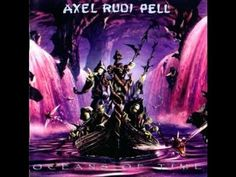 "AXEL RUDI PELL "" The Gates Of The Seven Seals """
