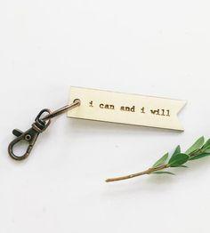 customizable key chain