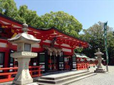 熊野速玉大社 (Kumano Hayatama-taisha Shrine)