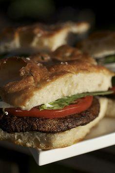 Perfect Grilled Portobellos by isachandra, photo via Flickr recipe on Post Punk Kitchen - theppk.com #vegan