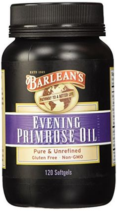 Barleans Organic Oils Organic Evening Primrose Oil 120 softgels >>> Learn more by visiting the image link. Supplements For Anxiety, Organic Supplements, Health And Fitness Tips, Health And Beauty, Health And Wellness, Primrose Oil, Evening Primrose, Herbal Remedies For Anxiety, Bacterial Vaginosis