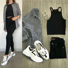 Women's work clothes don't have to be boring: Step up your business casual look with our trendy work clothes for young professionals! Casual Work Outfits, Chic Outfits, Trendy Outfits, Fall Outfits, Summer Outfits, Teen Fashion Outfits, Womens Fashion, Fashion Trends, Mode Grunge