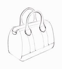 Fashion Designers Drawings Of Handbags Google Search