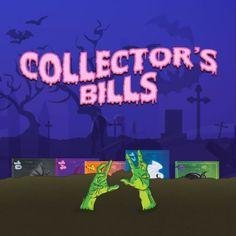 Halloween Collector's Bills from Swagbucks – Earn More!  http://ginaskokopelli.com/halloween-collectors-bills-from-swagbucks-earn-more/