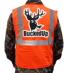 Hunter Safety Mesh Vest: Hunting Apparel   Hunting Clothes   Shirts   Stickers   Decals