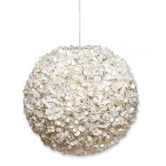 Colorique Porcelino Pearl XXXL Hanglamp Ø 60 cm kopen? Bestel bij fonQ.nl