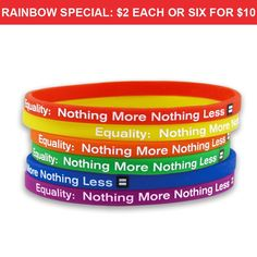 HRC Nothing More Wristband