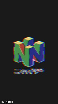 Nintendo 64 wallpaper cellphone second version, by Sunix.