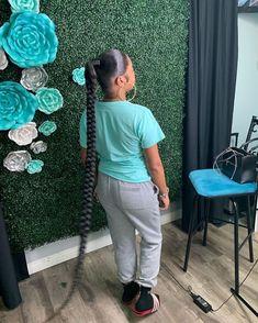 Hair Ponytail Styles, Slicked Back Ponytail, Weave Ponytail Hairstyles, Ponytail Updo, Slick Hairstyles, Sleek Ponytail, African Braids Hairstyles, Long Hair Styles, Slicked Hair