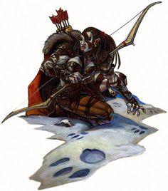 Goliath ranger