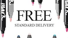 Free Standard Delivery when you spend £30