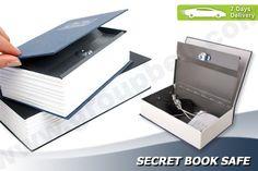 Simpan barang berharga anda dalam Secret Book Safe kotak brankas berbentuk buku kamus hanya Rp 95.000 http://groupbeli.com/view.php?id=655