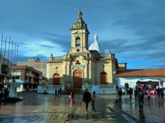 Colombia - Paipa Boyaca.