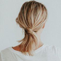 Orbital Hair Pin for Curly + Thick Hair Orbital Hair Pin — Favor Jewelry Thick Curly Hair, Wavy Hair, Curly Hair Styles, Long Curly, Short Wavy, Long Bob, Curls Hair, Braid Hair, Short Pixie