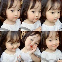 Cute Asian Babies, Korean Babies, Asian Kids, Cute Babies, Cute Little Baby, Little Babies, Baby Kids, Cute Baby Girl Pictures, Baby Photos