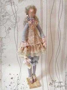 Купить В стиле Тильда: Летти - тильда, кукла Тильда, в стиле тильда, tilda, tildashop ☆