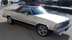 1980 Chevrolet El Camino 350 CI, Overdrive Transmission presented as lot L34 at Kissimmee, FL 2015 - image8