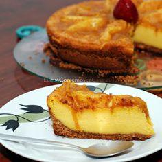 ¡¿Cheese cake de auyama?! tengo que probarlo