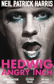 Neil Patrick Harris: Glitter Makeup for 'Hedwig' Broadway Poster!: Photo Neil Patrick Harris shows off his glitter makeup in the first promo image and poster for his upcoming Broadway turn in Hedwig and the Angry Itch! Broadway Show Tickets, Broadway Posters, Broadway Plays, Broadway Theatre, Musical Theatre, Broadway Shows, Theater Tickets, Broadway Playbill, Theatre Posters